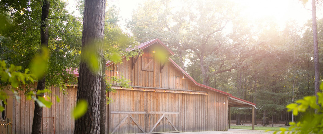 Discover a Secluded Wedding Venue in the Piney Woods of Arkansas