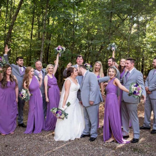 Wedding in Texarkana, AR